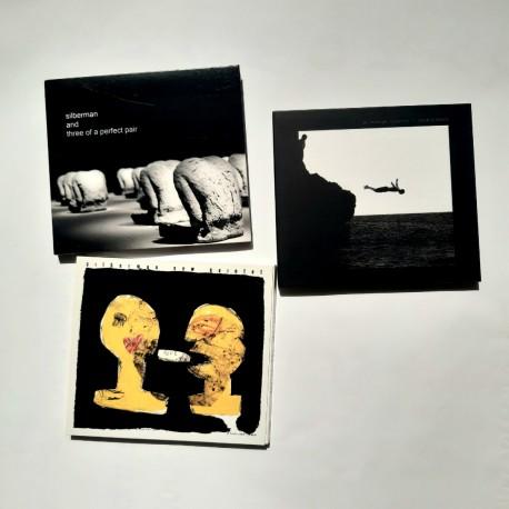 3x CD: Silberman