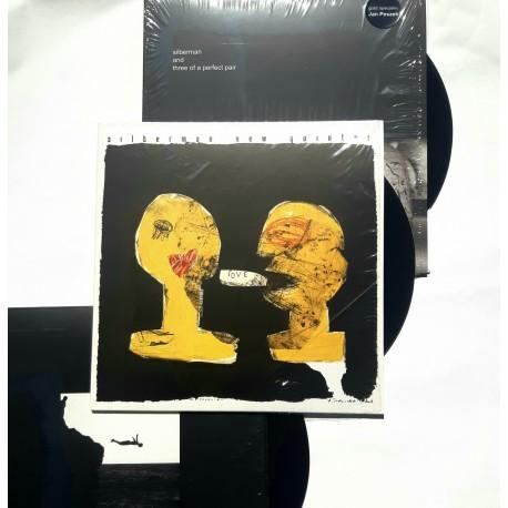 3x LP standard: Silberman