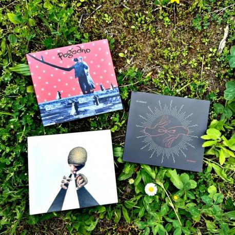 3x CD: Pogodno, Drogi, Dr Abbend