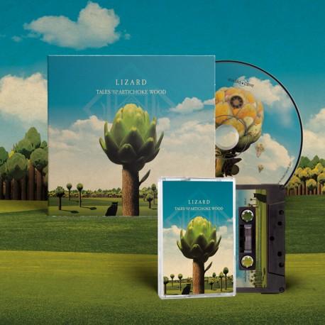 Lizard - Tales From The Artichoke Wood 1CD + 1MC