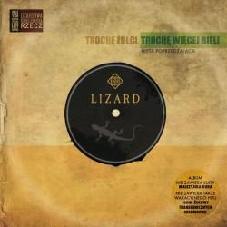 Lizard - Trochę żółci, trochę więcej bieli (czarny winyl)